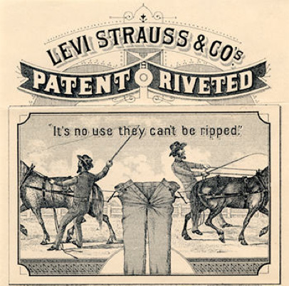 Blog Flanker Levi Strauss & Co