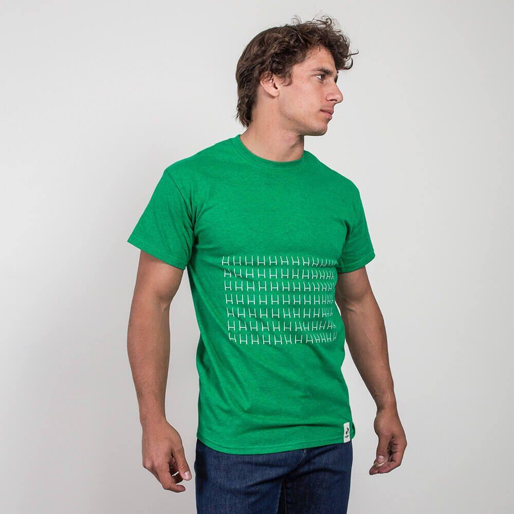 camiseta greent multidrop
