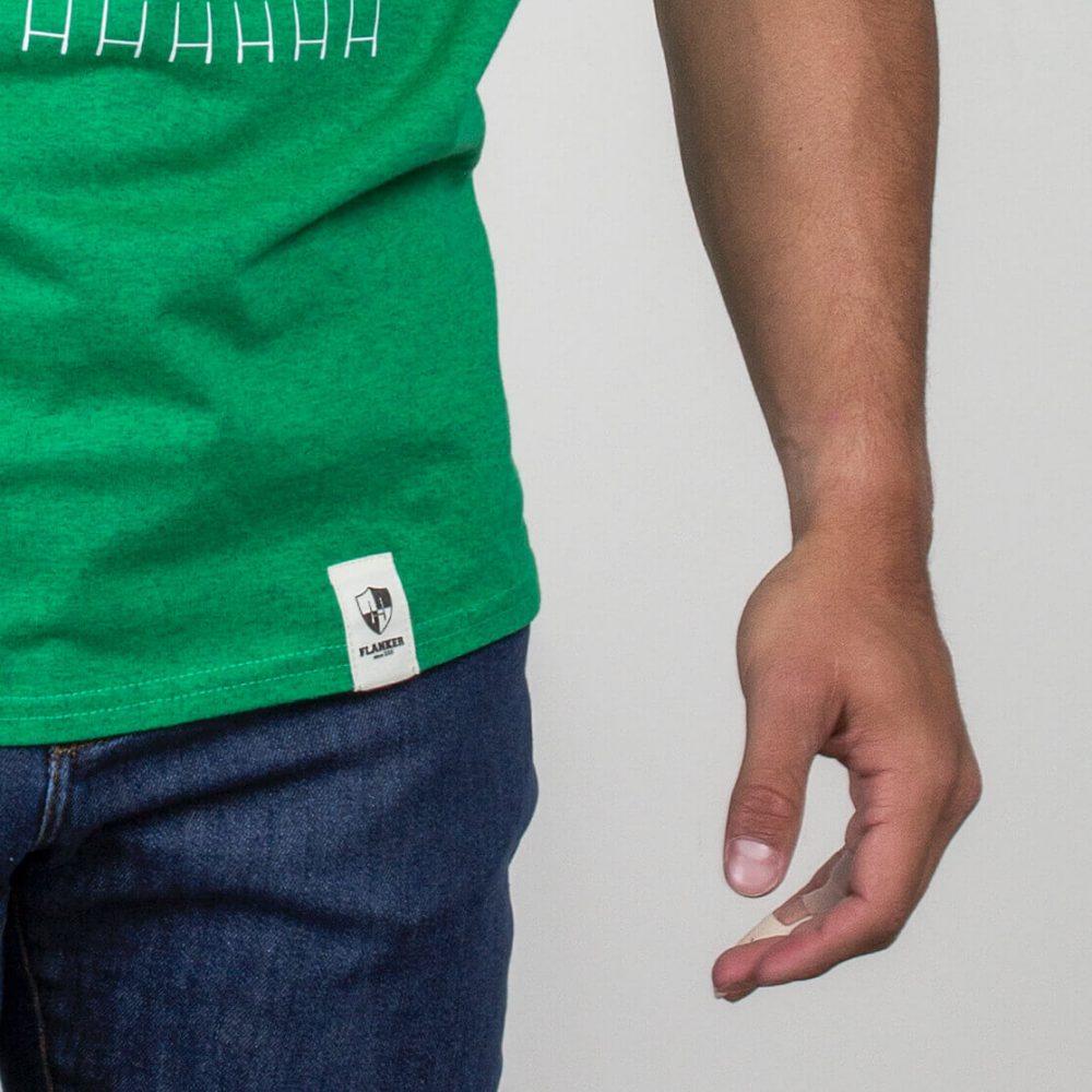 camiseta green multidrop
