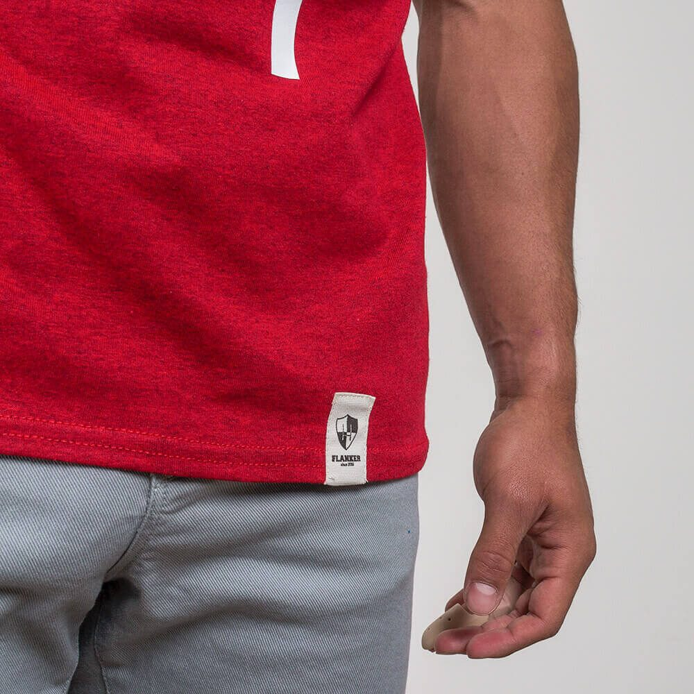 camiseta-para-gorditos-roja