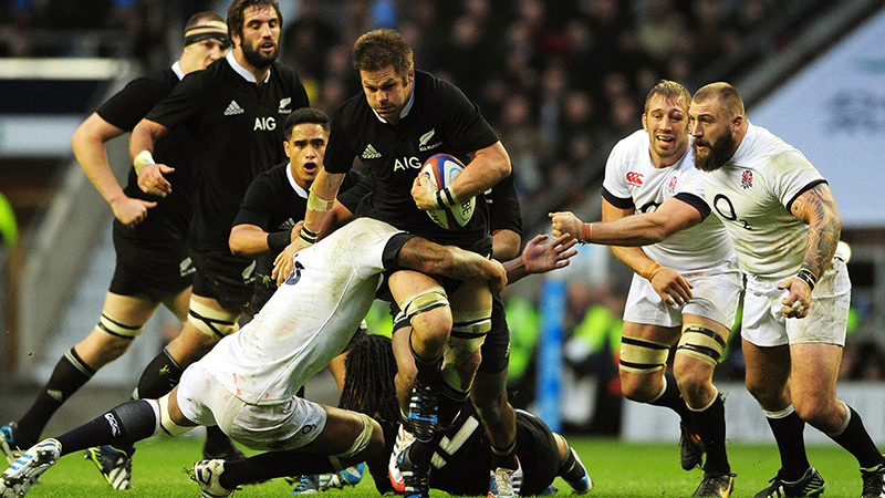 All Blacks vs England